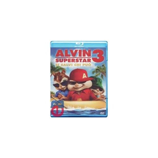 Warner Bros. Entertainment Brd alvin superstar 3 (+dvd+dig.copy)