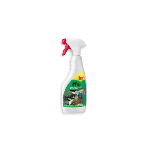 Dom Sementi 70100020 Disabituante repellente per cani e gatti ml 500