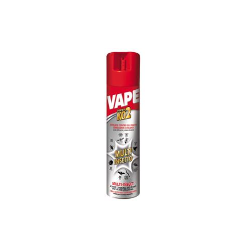 Vape GA969600 Insetticida spray Multinsetto bomboletta 300 ml