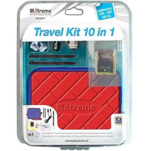 XTREME 95481 Travel Kit 10 in 1 2DS