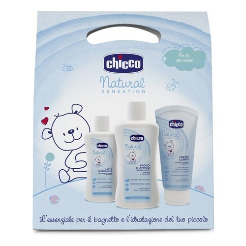 CHICCO 07923 Chicco - Set trial. Natural Sensation. 07923