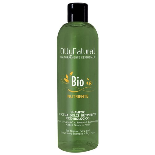 Olly Natural Shampoo Extra Dolce Nutriente Olio Di Camelia E Olio Di Argan 200 Ml Shampoo Extra Dolce Nutriente Olio Di Camelia E Olio Di Argan 200 ml