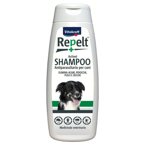Vitakraft Shampoo Cani antiparass.250Ml. 35019 Shampoo Cani antiparass.250Ml. 35019