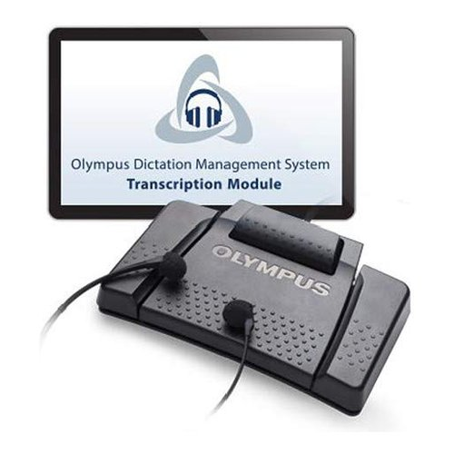 OLYMPUS AS-9000 Transcription Kit Olympus AS-9000. Interfaccia: USB, Connettore USB: USB tipo A