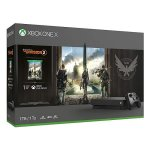 Cons. XBOX1 X CYV-00262 1TB Bk The Divis Acquista il bundle Xbox One X Tom Clancy's The Division 2 Bundle e decidi il destino del mondo