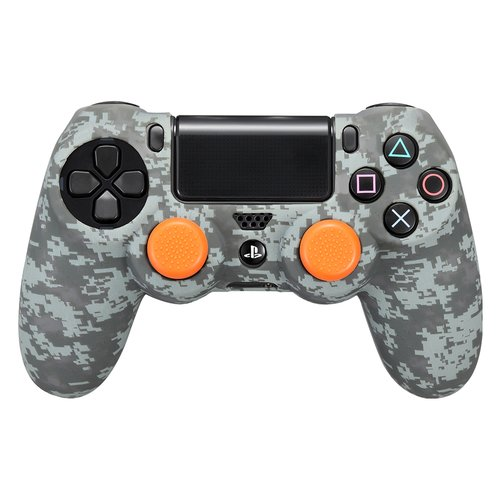 Blade Pack M02420 Silicone+Grip Camo Ps4 Blade Silicone Sleeve + Grips Camouflage
