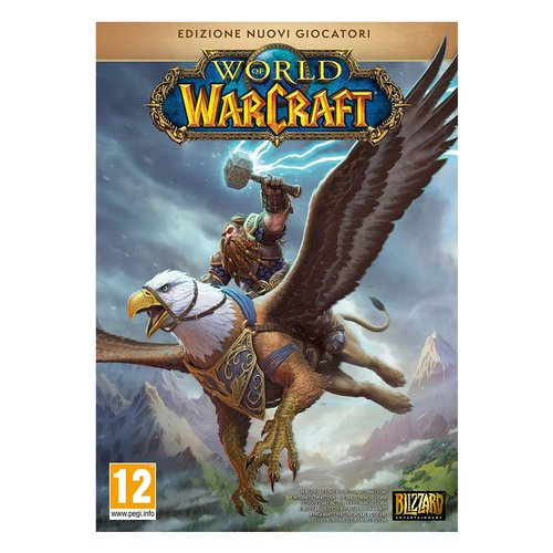 ACTIVISION Sw PC 7306 World Of Warcraft -New Player Activision Sw PC 7306 World Of Warcraft -New Player