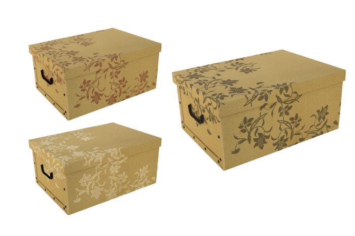 SCATOLA CART.4 STAG.FLOWER 51X37X24                          SCATOLA CART.4 STAG.FLOWER 51X37X24