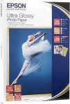 S041944 Ultra Glossy Photo Paper, 130 x 180 mm, 300g/m², 50 sheets