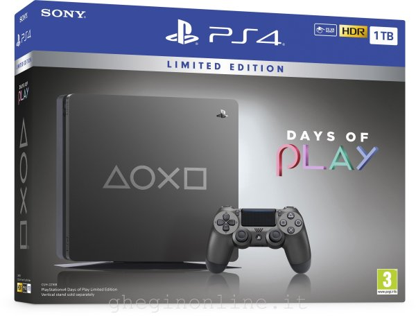 SONY PSX 9924104    CONSOLE PS4 1TB SPECIAL EDITION 9924104    CONSOLE PS4 1TB SPECIAL EDITION