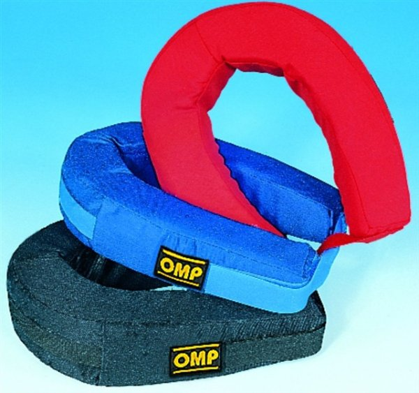 OMP ID/787/N - COLLARE NOMEX PILOTA/CO-P.NERO   COLLARE NOMEX PILOTA/CO-P.NERO